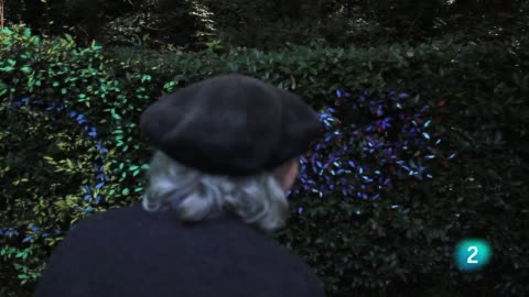 Fragmento del documental 'Ibarrola, artista indomable'