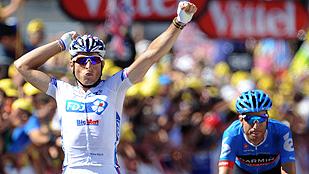 El francés Fedrigo (FDJ) gana la etapa 15ª