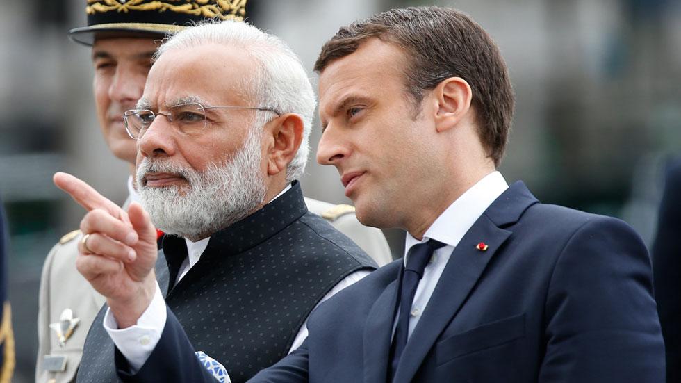 Francia lidera la defensa del Acuerdo de París para frenar el cambio climático