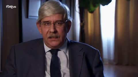 Francisco de Asís Babín. Delegado del Gobierno para el Plan Nacional sobre Drogas