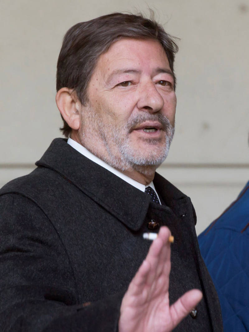 Francisco Javier Guerrero, ex director general de Trabajo