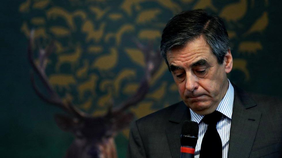 François Fillon, imputado por el caso de los empleos ficticios