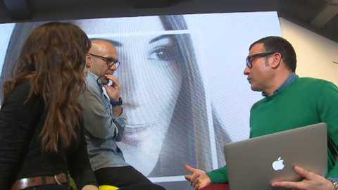 Cámara abierta - El gran fraude de los influencers, Almudena Ripamonti y Paco Tous