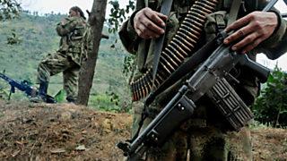 Fronteras al límite - La frontera de la narcoguerrilla