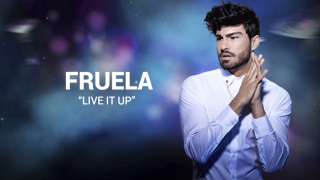 Eurovisión 2017 - Fruela canta 'Live it up'