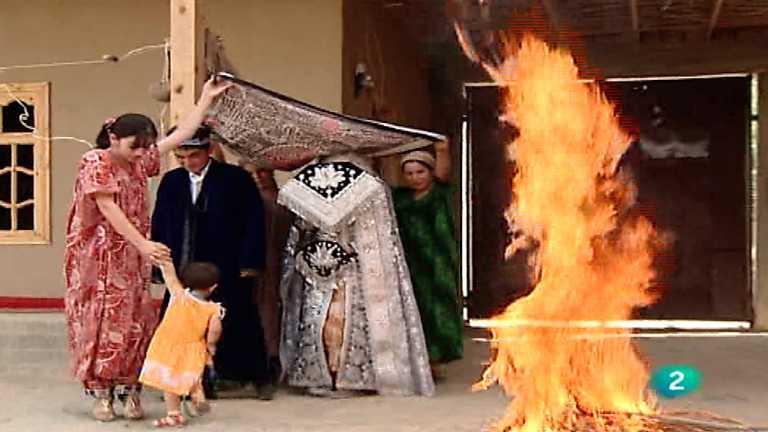 Otros pueblos - El fuego de Sogdiana. Yagnobis y tayikos