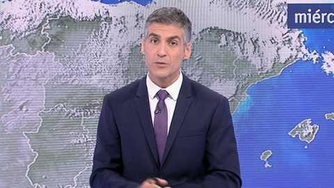 Fuertes lluvias hoy en Pirineos y Girona y viento en el Cantábrico