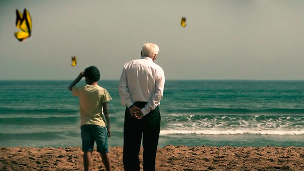 La 2 estrena 'La fuerza de la mariposa: Padre Ángel' - Promo