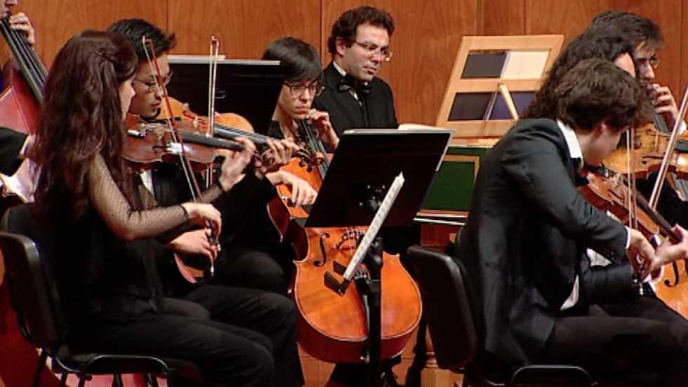 Los conciertos de La 2 - Fundación Albéniz: Camerata Escuela Reina Sofía