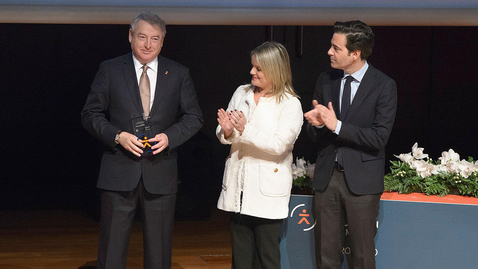 La Fundación Víctimas del Terrorismo premia a los informativos de RTVE