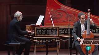 Los conciertos de La 2 - Fund.J.March: Ciclo viola de gamba Ghielmi (2)