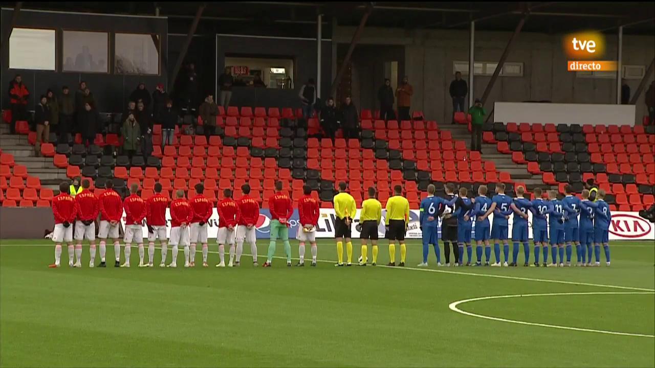 Eurocopa Sub-21 10ª jornada: Islandia - España