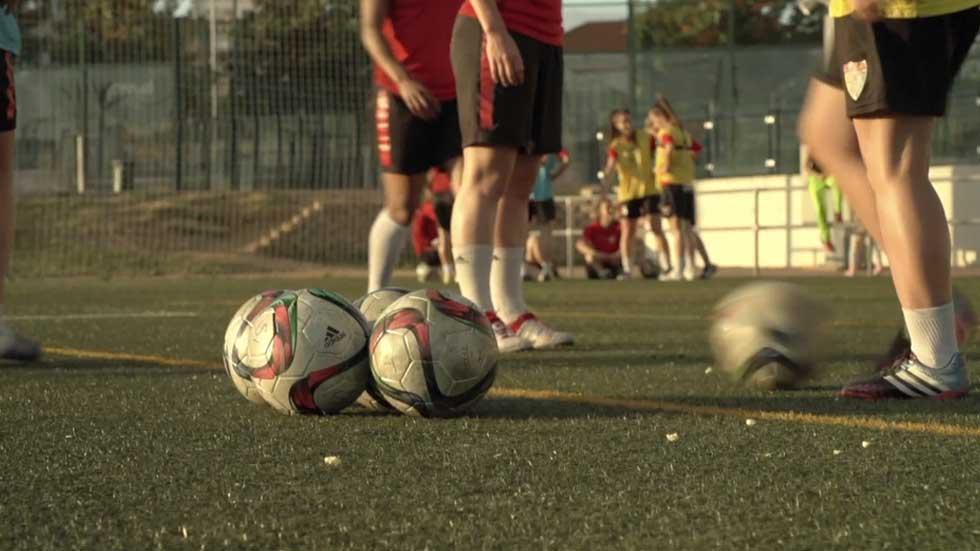 Mujer  y deporte - Fútbol Femenino: Santa Teresa C.D.