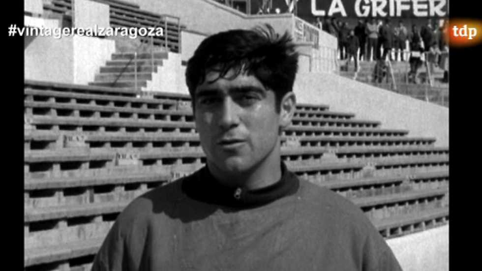 Conexión vintage - Fútbol: héroes Real Zaragoza