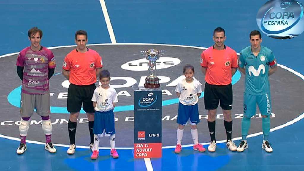 Copa de España. 1ª Semifinal
