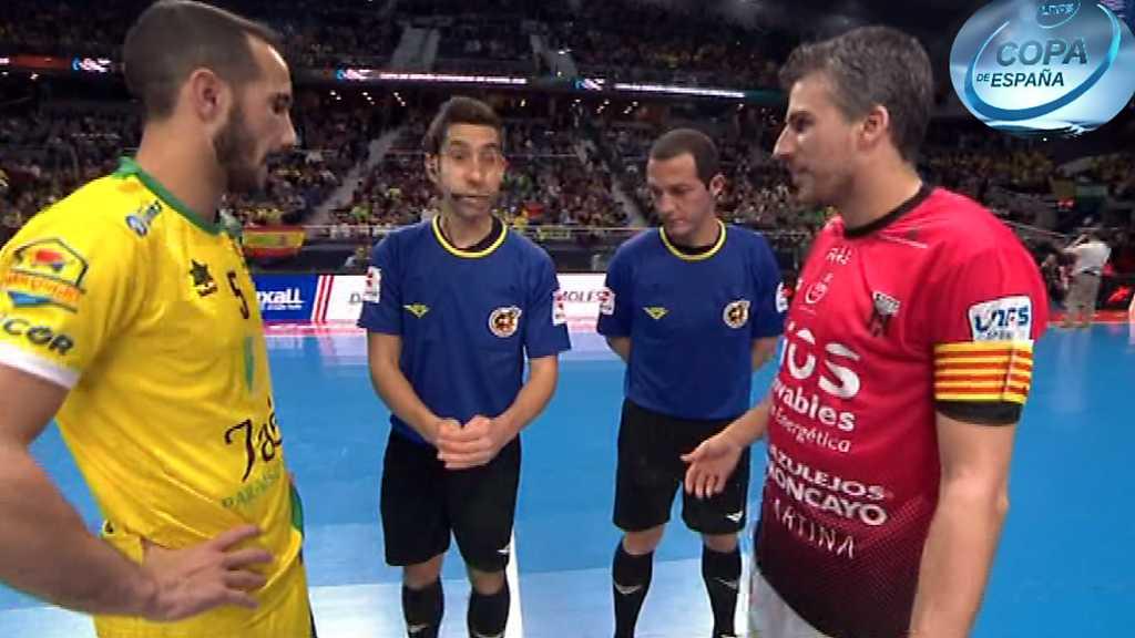 Copa de España. 2ª Semifinal