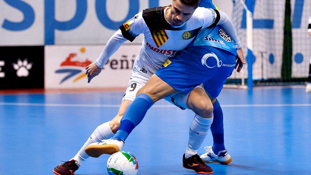 Fútbol Sala: Industrias Santa Coloma 1-3 Peñíscola Rehabmedic