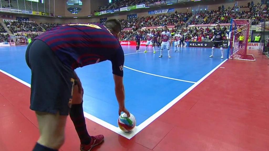 22ª jornada: El Pozo Murcia - FC Barcelona Lassa