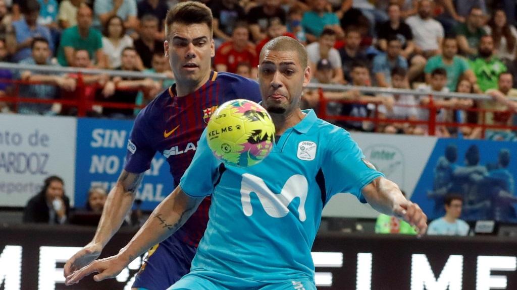 Playoff Final. 5º partido: Movistar Inter - FC Barcelona Las