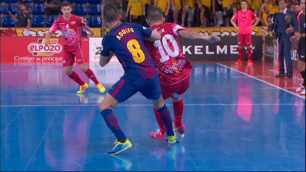 Liga Nacional Playoff Final Semifinales 1º partido