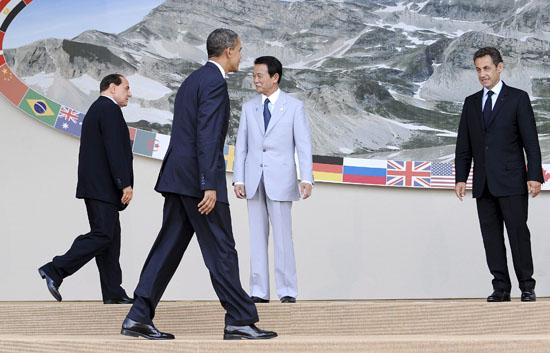 El G-8 tendra que concienciar a los países emergentes para cumplir el acuerdo  sobre el CO2