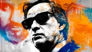 Gabriel Moreno firma los carteles de la nueva película de Alberto Rodríguez
