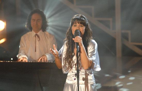 Eurovisión 2009 - Gala 2 - Actuación de Virginia