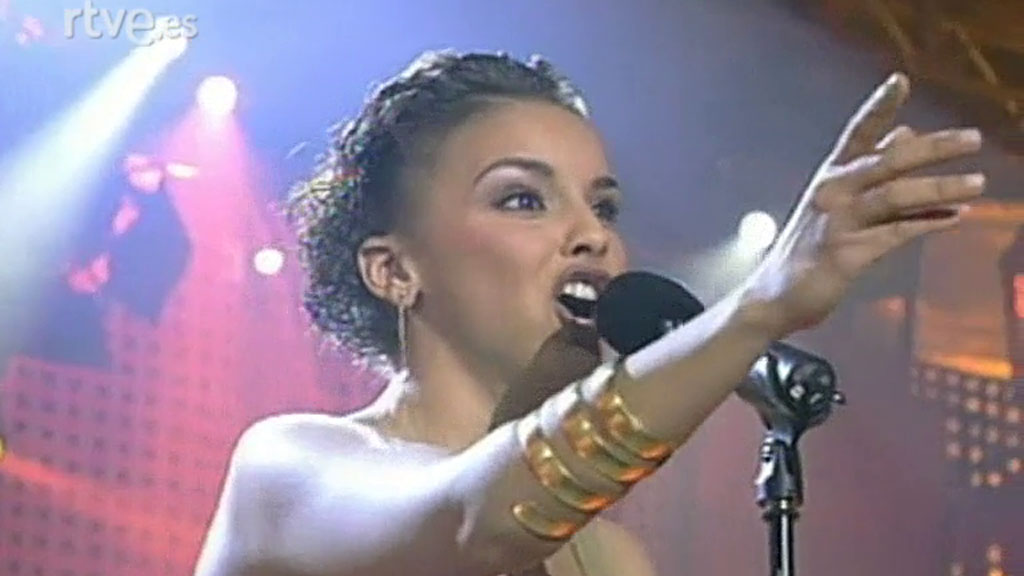 Operación Triunfo - Gala 8 (17/12/2001)
