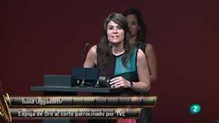 Gala de clausura del Festival de Valladolid 2012