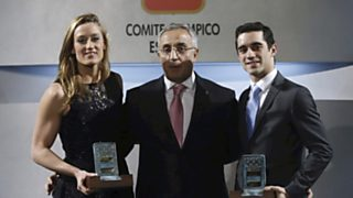 Gala del Comité Olímpico Español 2014