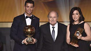 Fútbol - Gala FIFA Balón de Oro - 12/01/15