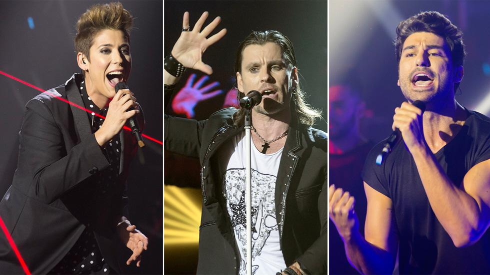 Eurovisión 2017- Gala final del Eurocasting