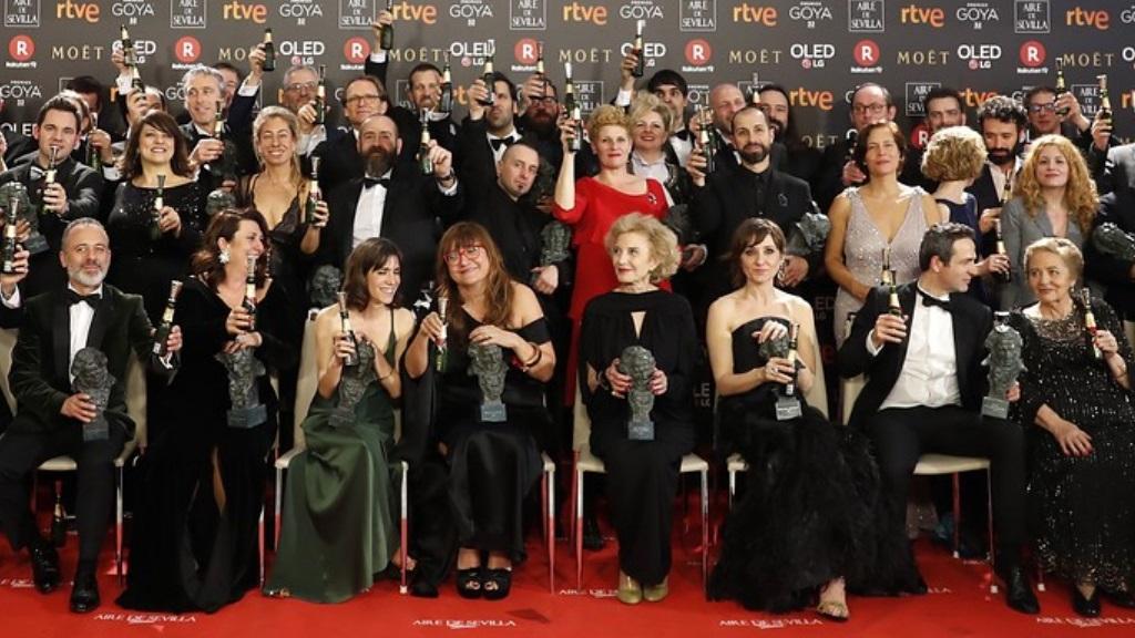 Gala de los Premios Goya 2018