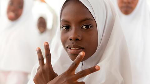 En Portada - Gambia sonríe de nuevo