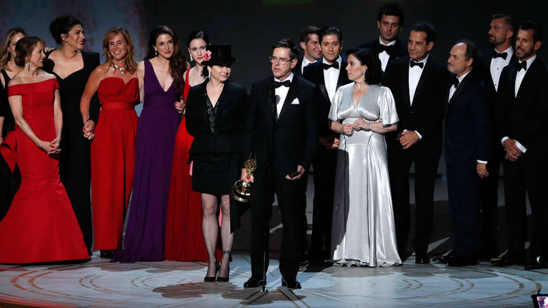 'Game of Thrones' y 'The Marvelous Mrs. Maisel' conquistan los Emmy 2018