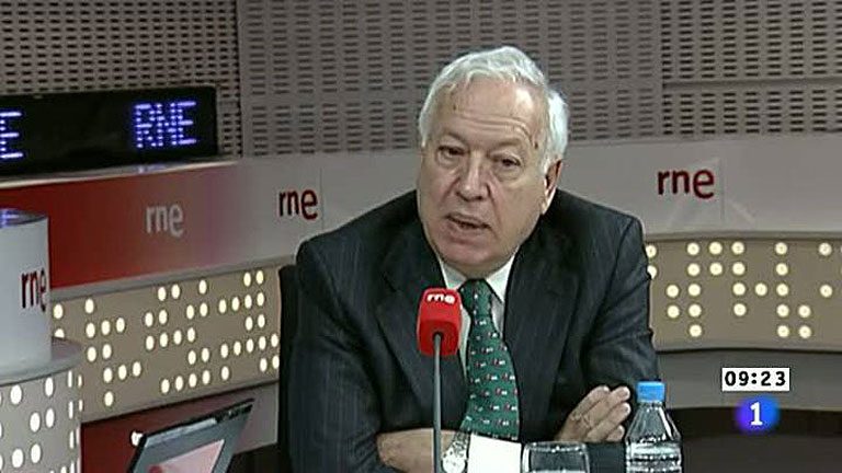 "García-Margallo califica de ""terribles"" los datos del paro"