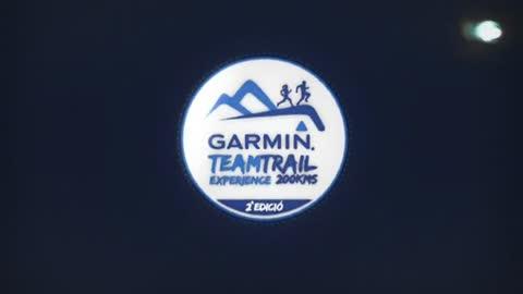Garmin. TeamTrail Cataluña 2018