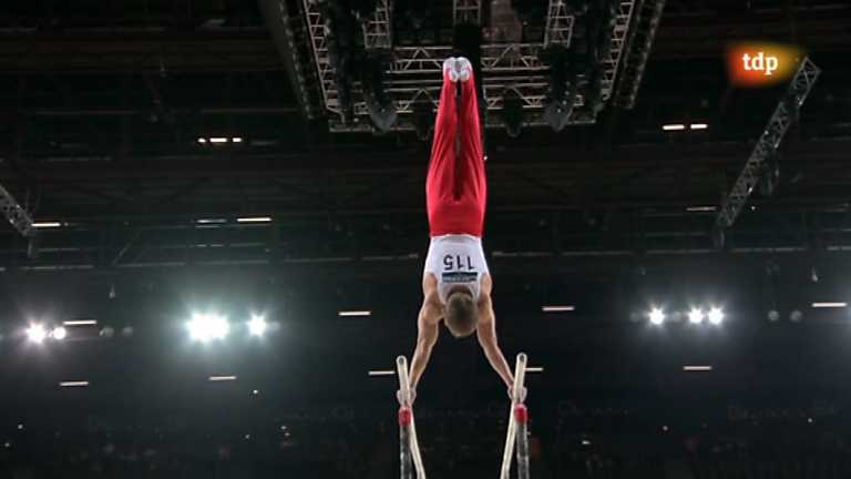 Gimnasia artística - Campeonato de Europa. Equipos masculinos. Concurso completo