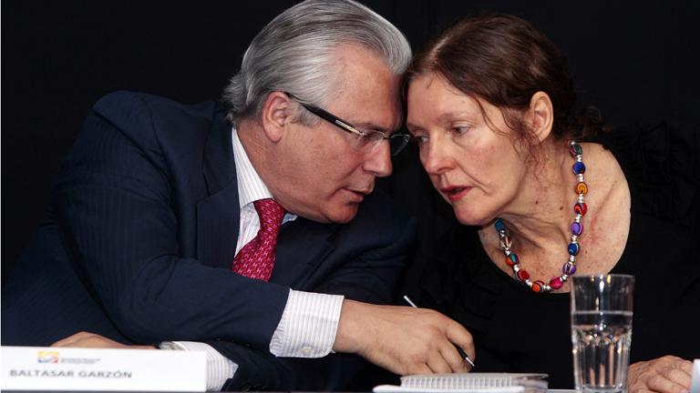 Garzón insiste en la amenaza de extradición de Estados Unidos sobre Julian Assange