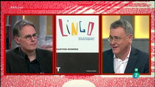 La Aventura del Saber. TVE. Gaston Dorren. 'Lingo. Guía de Europa para el turista lingüístico'.