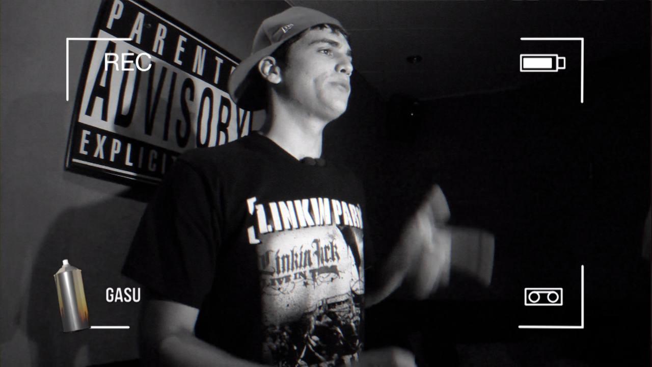 Gasu, campeón de beatbox
