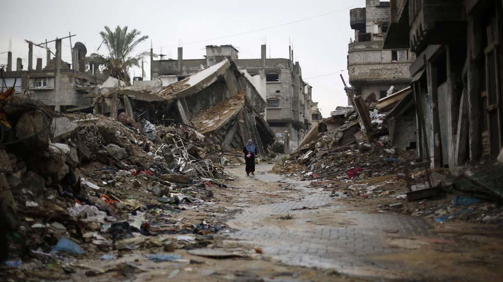 Gaza, la reconstrucción que no llega