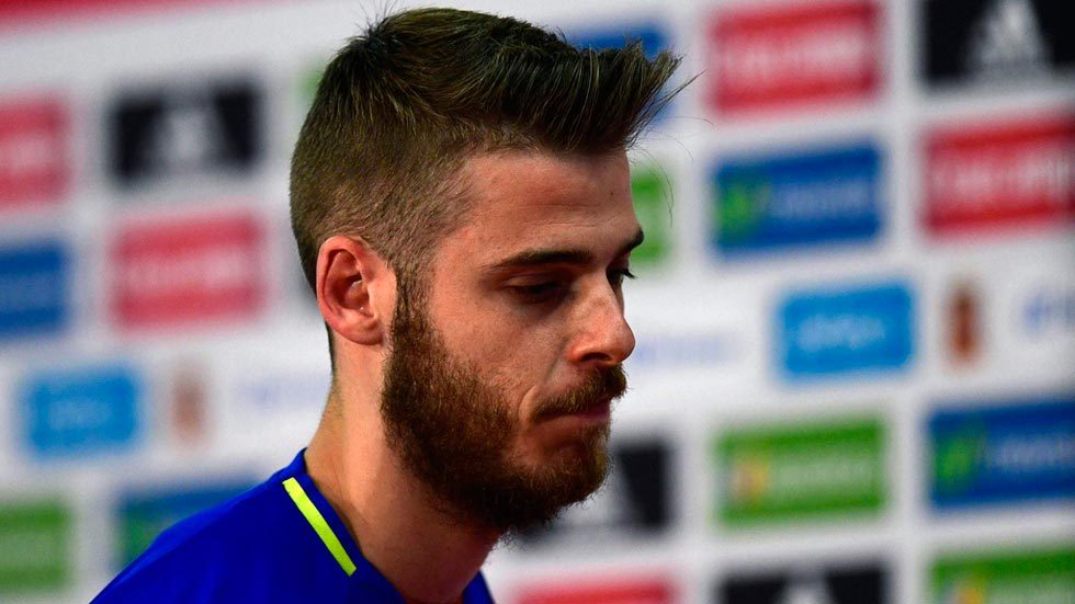 De Gea rechaza la implicación en el caso de abuso sexual