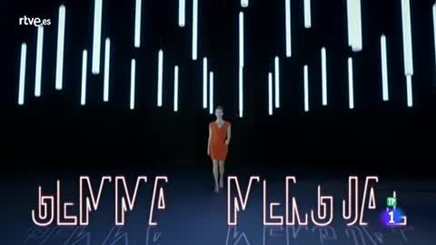 Bailando con las estrellas - Gemma Mengual, concursante del programa
