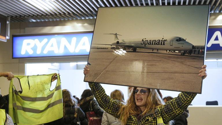 La Generalitat dará explicaciones en el Parlament de Cataluña sobre el cierre de Spanair