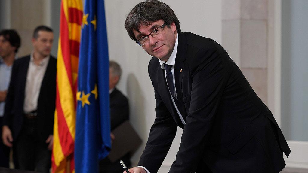 La Generalitat estudia la respuesta que dará al requerimiento del Gobierno