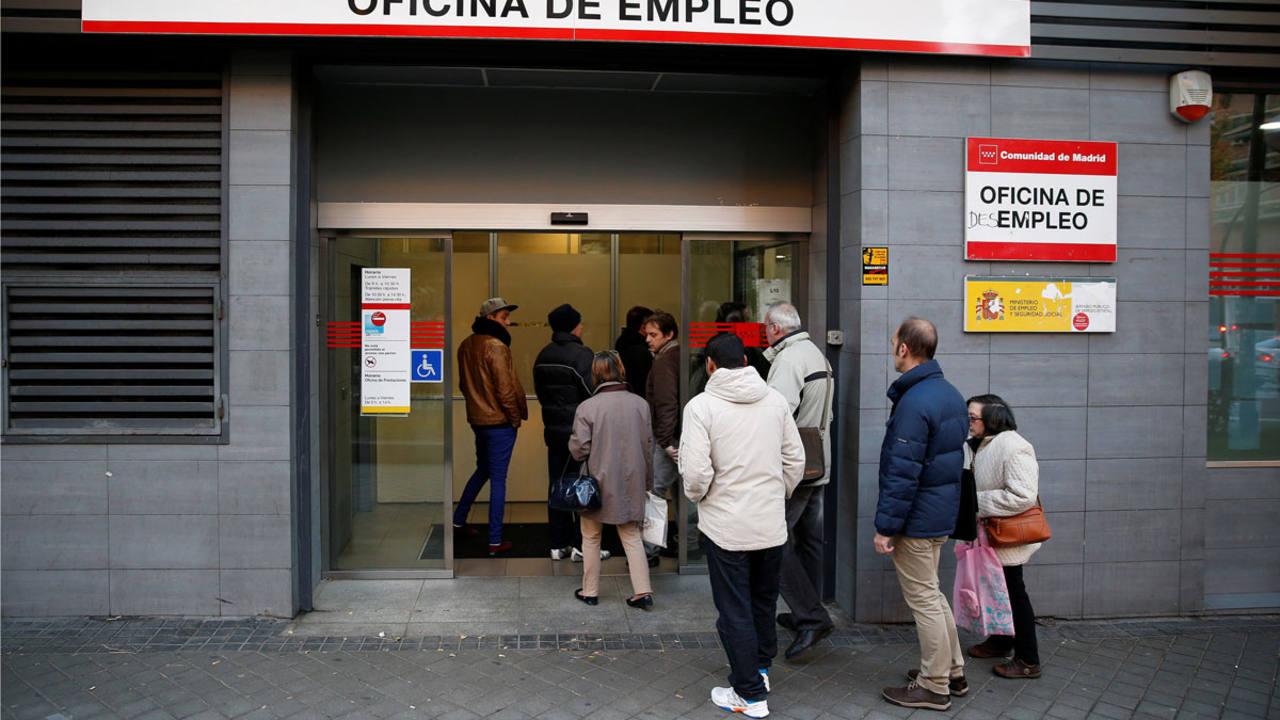 El paro sube en enero en espa a for Oficina empleo alicante