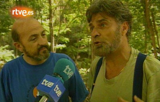 Gestas en globo de Jesús González Green