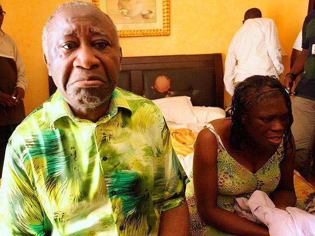 Las tropas de Ouattara detienen a Gbagbo en Costa de Marfil