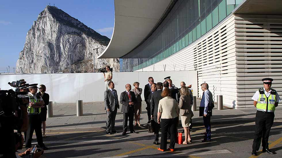 Gibraltar y el Campo de Gibraltar temen las consecuencias del 'Brexit'